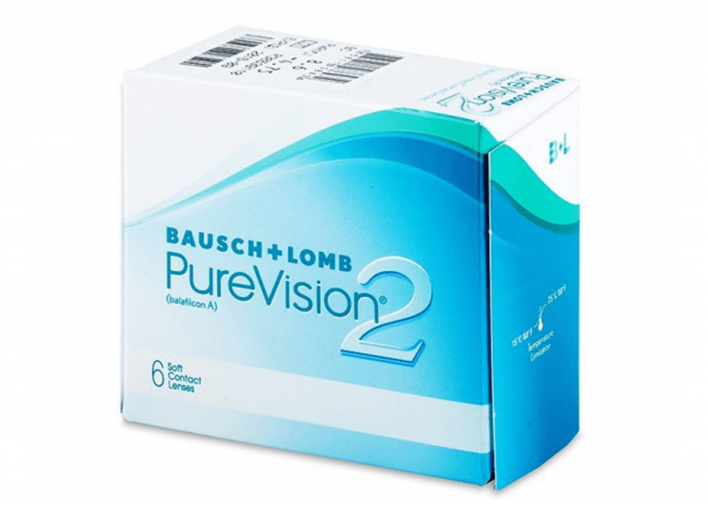 PureVision 2 Express Lenses